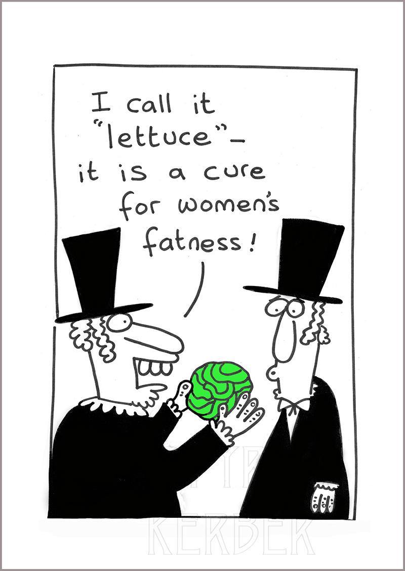 Lettuce by Neil Kerber