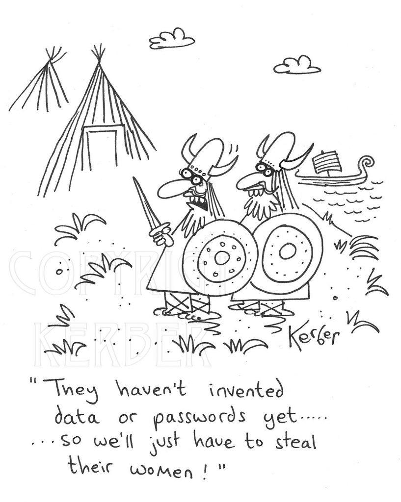 Vikings Data by Neil Kerber