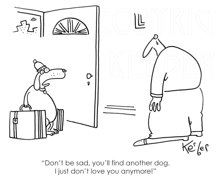 Another Dog Cartoon