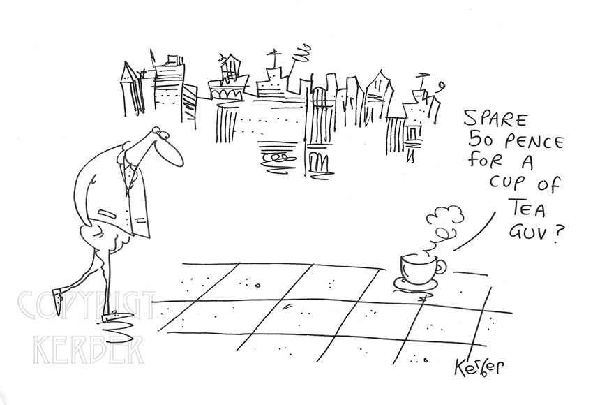 Cup of Tea by Neil Kerber