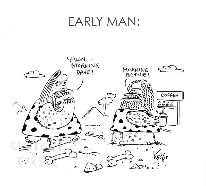 Early Man by Neil Kerber
