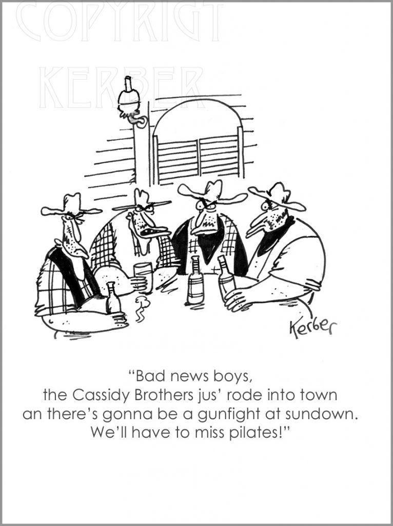 Gunfight by Neil Kerber