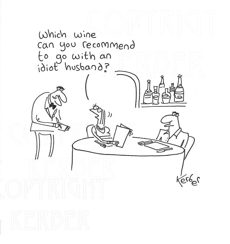 Wine Husband by Neil Kerber